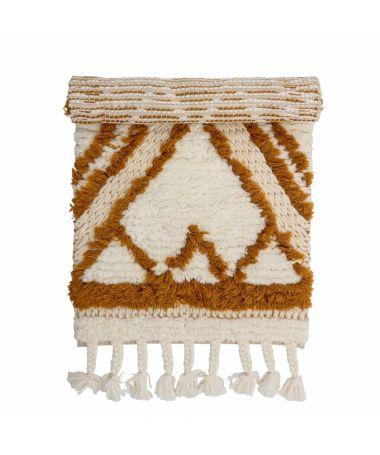 descente de lit en laine