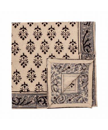 lot de 4 serviettes de table en cotton